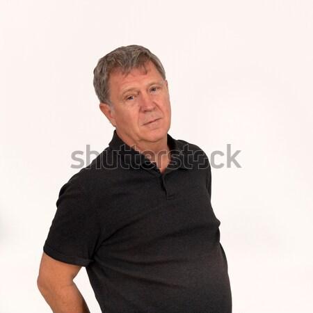 portrait of handsome man  Stock photo © meinzahn
