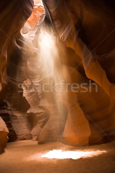 Antelopes Canyon near Page Stock photo © meinzahn