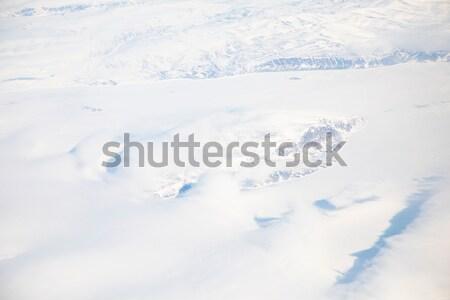 лист льда Арктика океана пейзаж Сток-фото © meinzahn