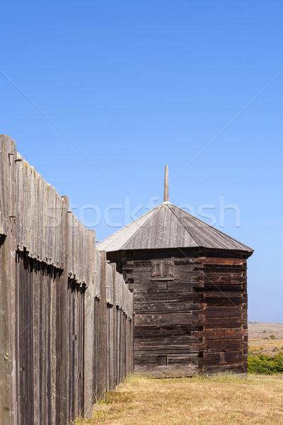 Fort Ross State Historic Park  Stock photo © meinzahn