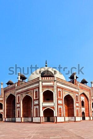 могилы пример влиять индийской архитектура Сток-фото © meinzahn