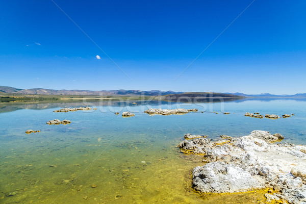 Mono Lake in California near Lee Vining  Stock photo © meinzahn