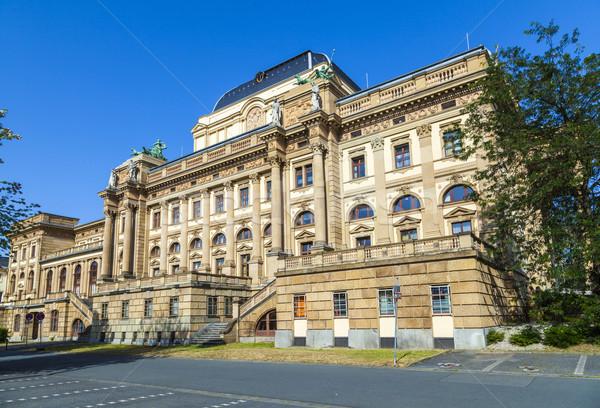 The Hessisches Staatstheater Wiesbaden Stock photo © meinzahn