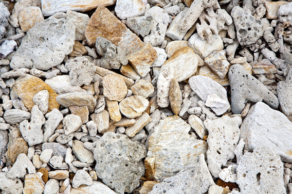 Belo pedras praia harmônico maneira impressão Foto stock © meinzahn