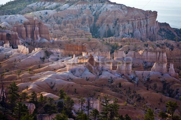 Foto stock: Hermosa · paisaje · canón · magnífico · piedra · formación