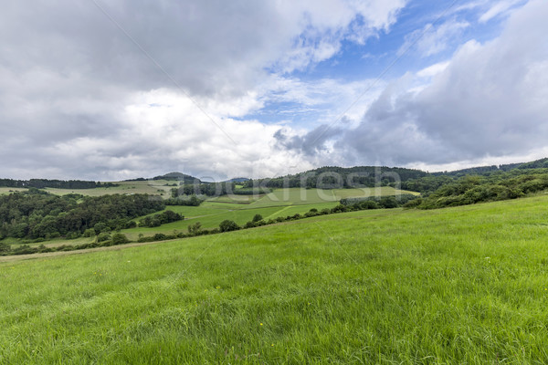 rural Eifel landscape Stock photo © meinzahn