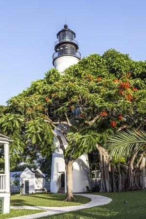 Lighthouse in Iguazu Stock photo © meinzahn