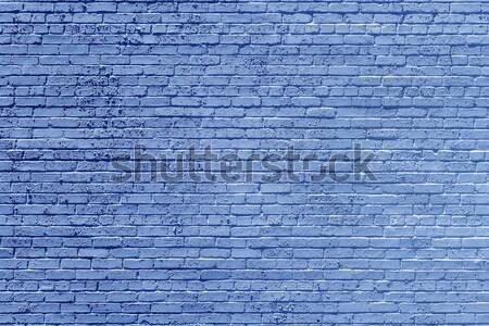 old historic brick wall  Stock photo © meinzahn
