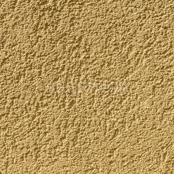 ocher wall background gives a harmonic pattern Stock photo © meinzahn