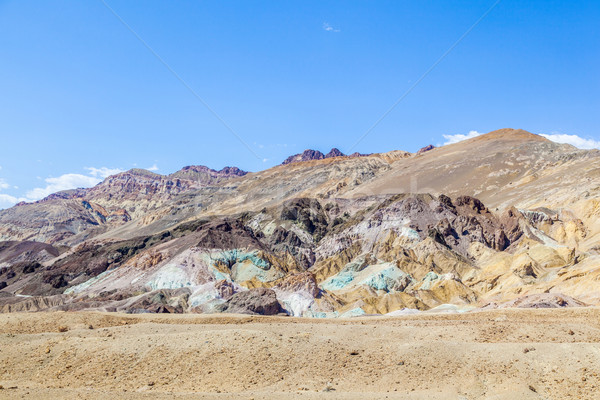 Punto unidad muerte valle parque EUA Foto stock © meinzahn