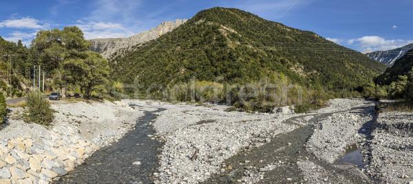 Rzeki la region wody charakter Zdjęcia stock © meinzahn
