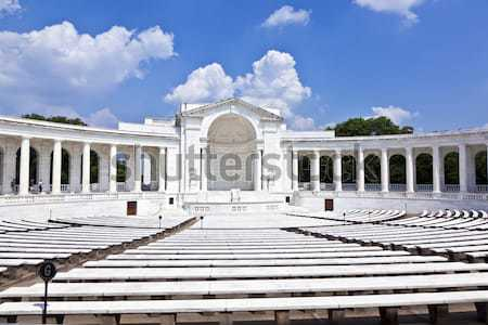 Memorial Amphitheater at Arlington National Cemetery Stock photo © meinzahn