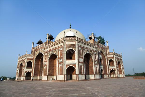Humayun's Tomb. Delhi, India  Stock photo © meinzahn