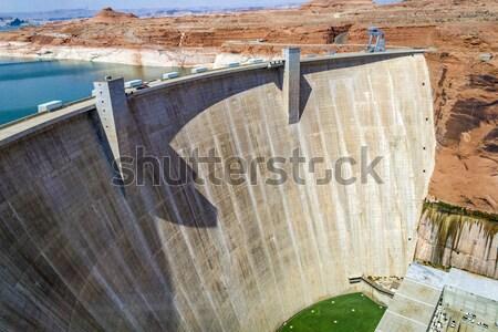 Stok fotoğraf: Kanyon · sayfa · Arizona · ABD · ünlü · su