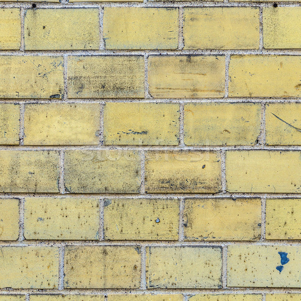 Old stone brick wall textures for background, vintage filter Stock photo © meinzahn
