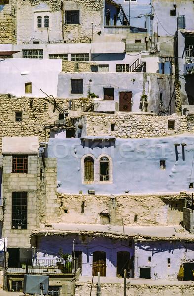 Christian frazione Siria costruzione architettura dio Foto d'archivio © meinzahn