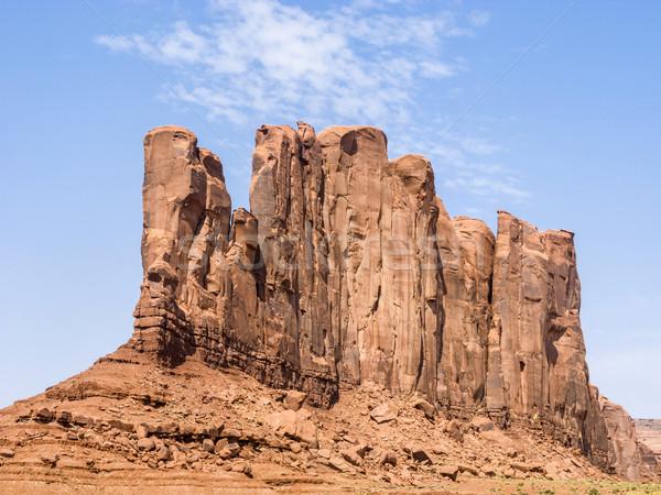 Deve dev kumtaşı oluşum vadi Stok fotoğraf © meinzahn