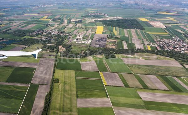 rural landscape in Vienna  Stock photo © meinzahn