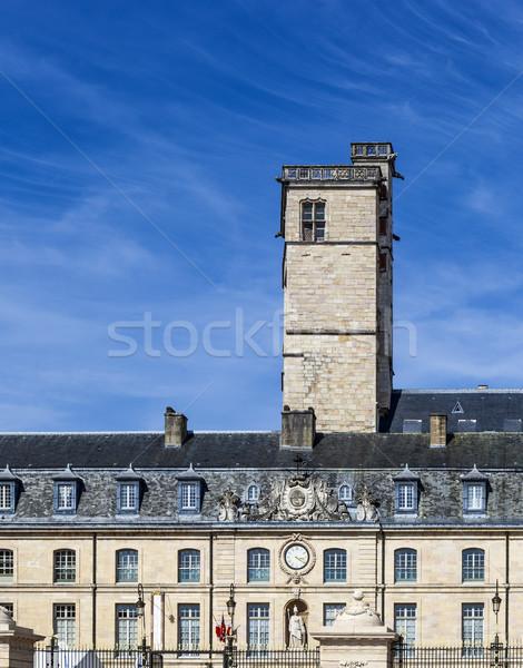 city hall in Dijon, France Stock photo © meinzahn