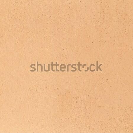 soft orange wall background  Stock photo © meinzahn