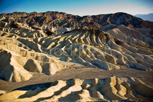 замечательный живописный точки мнение гор смерти Сток-фото © meinzahn