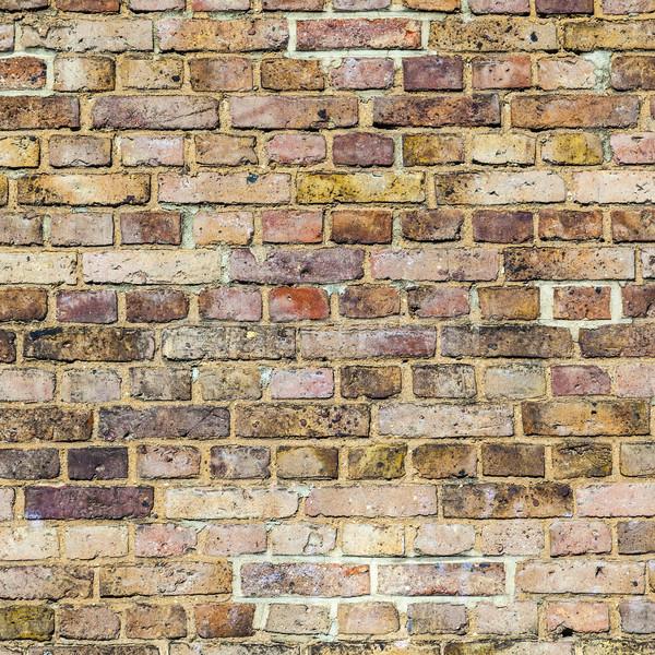Patroon muur harmonisch kleuren muur licht Stockfoto © meinzahn