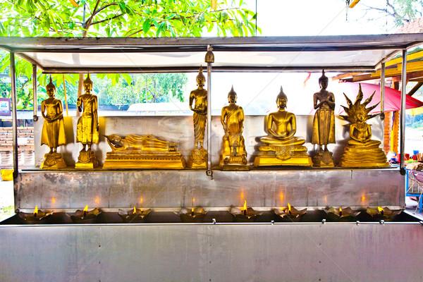 Monastero Asia storia antichi religione buddha Foto d'archivio © meinzahn