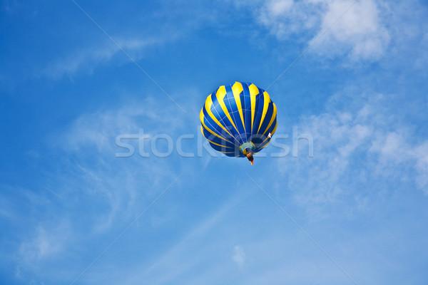 Hot Air Balloons Stock photo © meinzahn