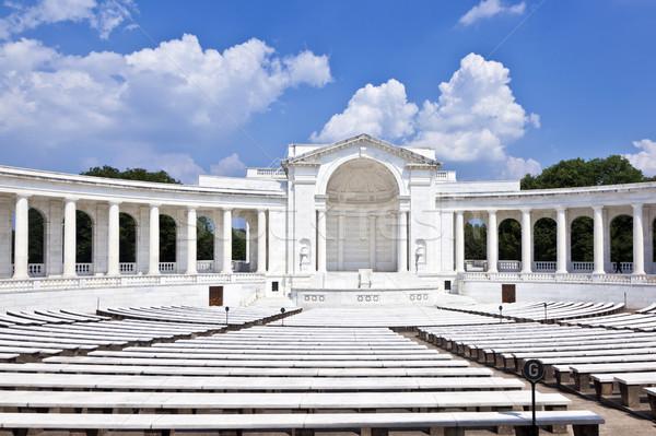 Memorial Amphitheater at Arlington National Cemetery Stock photo © meinzahn