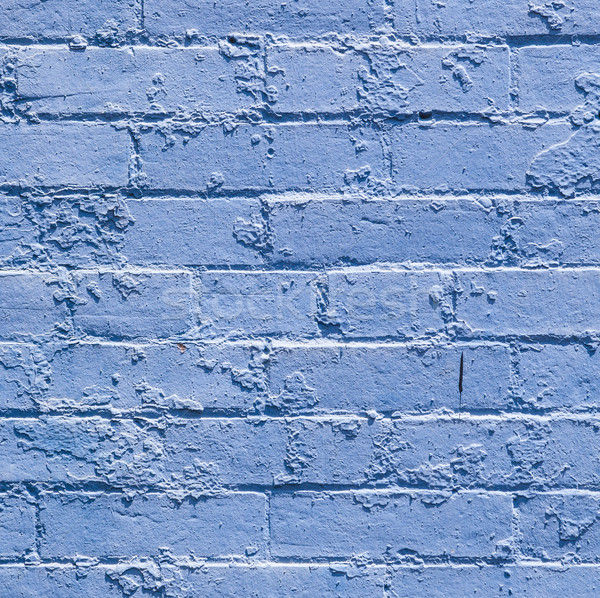old brick walls of historic houses   Stock photo © meinzahn
