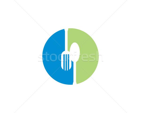 bistro logo Stock photo © meisuseno