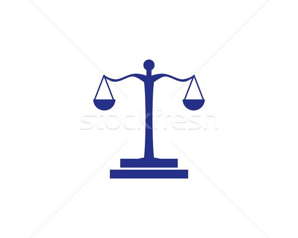 law logo Stock photo © meisuseno