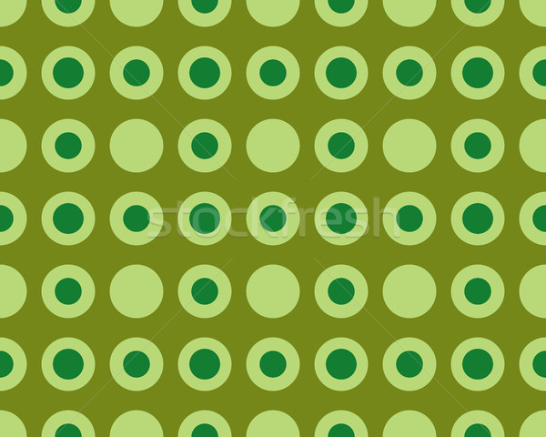 seamless pattern background of circle shape Stock photo © meisuseno