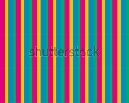 seamless pattern background of stripe shape Stock photo © meisuseno