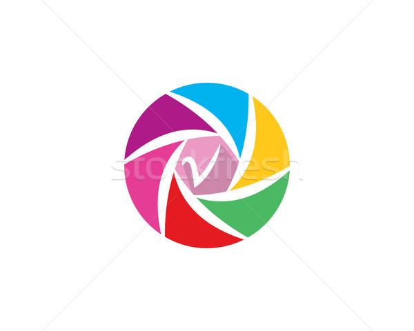 photo quality logo Stock photo © meisuseno