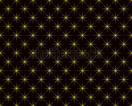 anniversary pattern background shaped stars Stock photo © meisuseno