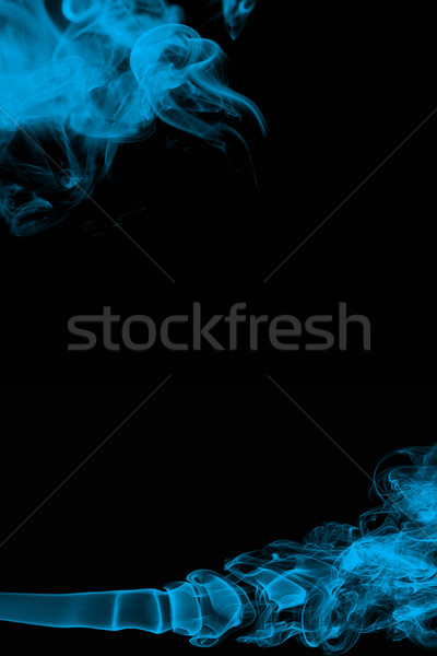 Abstract Smoke Stock photo © melking