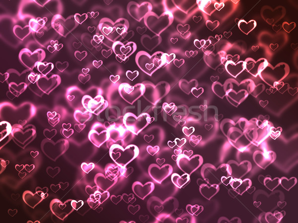 аннотация сердцах красочный вечеринка любви Сток-фото © melking