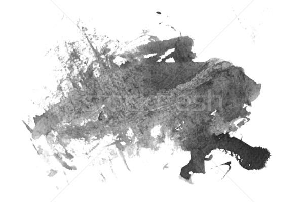Grunge Paint blob  Stock photo © melking