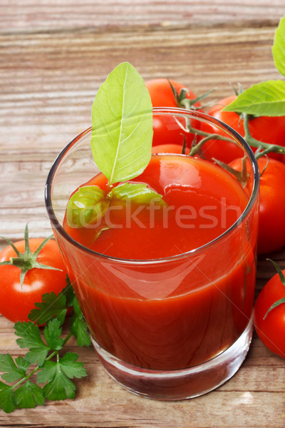Tomato Juice  Stock photo © Melpomene