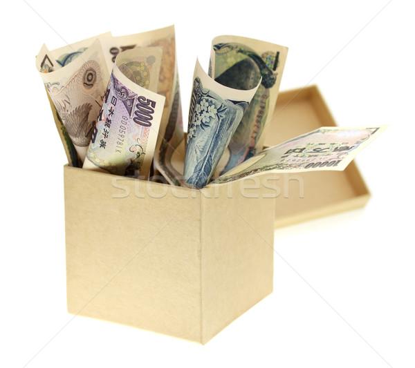 Japanese Yen Stock photo © Melpomene