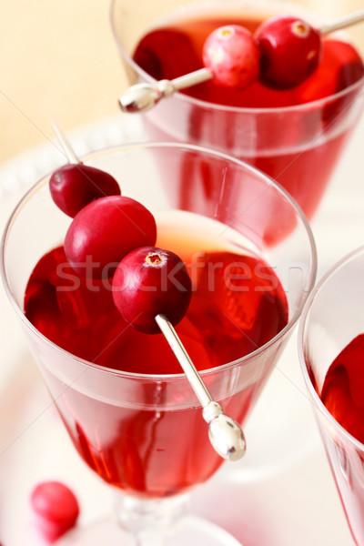 Berry juice Stock photo © Melpomene