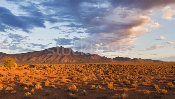 Flinders Ranges Stock photo © MichaelVorobiev