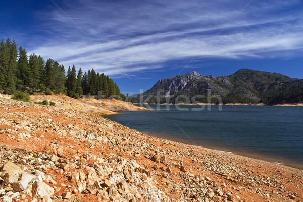 Shasta Lake Stock photo © MichaelVorobiev