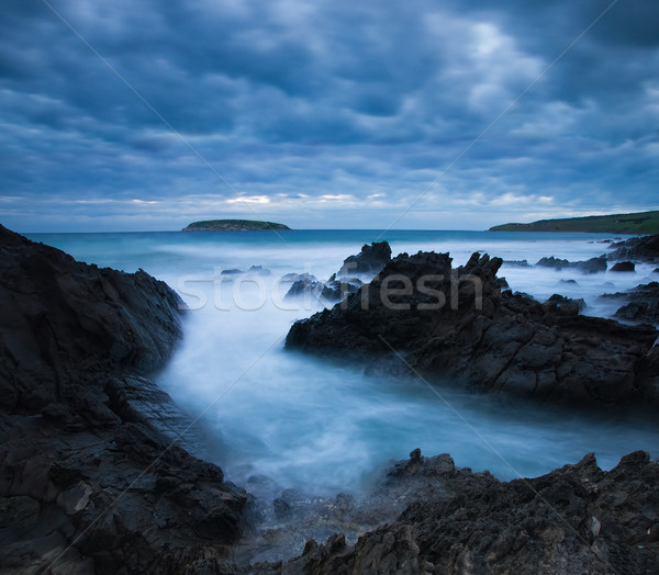 Granite Island, Stock photo © MichaelVorobiev