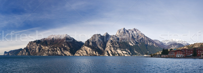 Garda Lake Stock photo © MichaelVorobiev