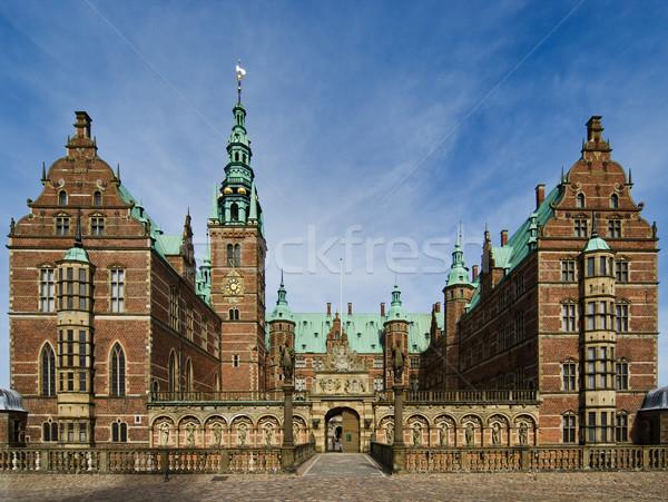Frederiksborg Slot  Stock photo © MichaelVorobiev