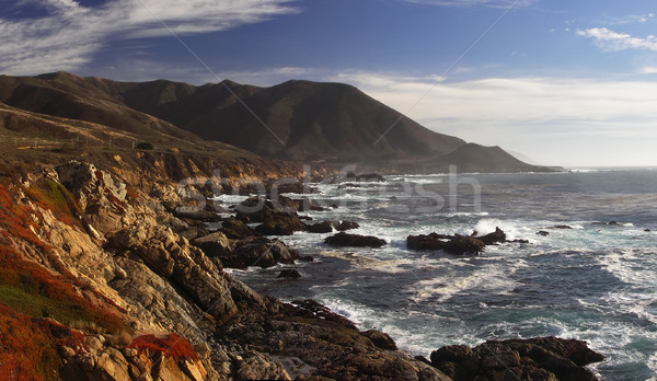 Big Sur Stock photo © MichaelVorobiev