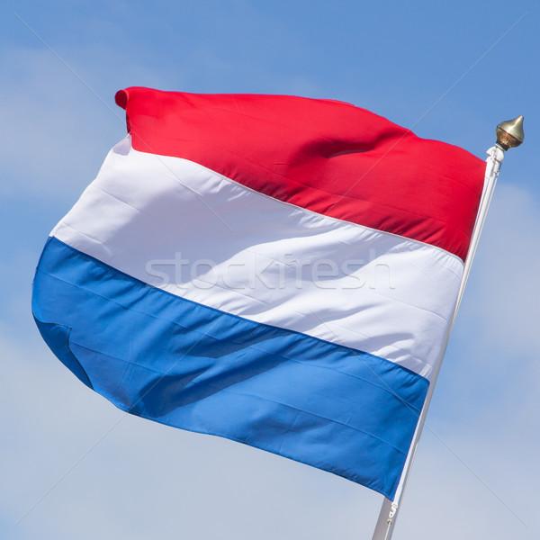 The dutch flag Stock photo © michaklootwijk