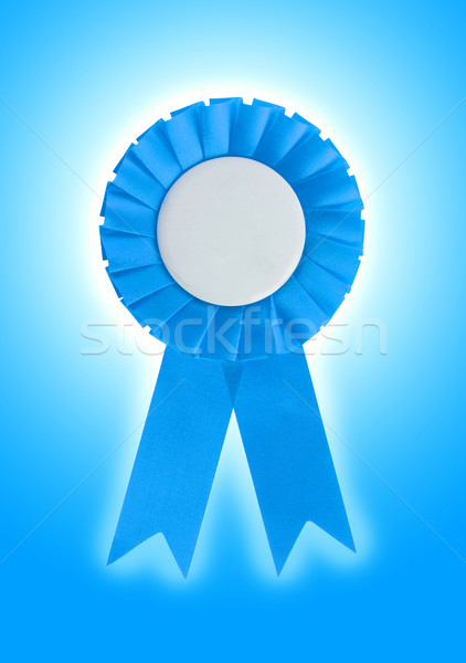 Award ribbon isolated on a white background Stock photo © michaklootwijk